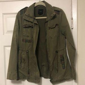 Women's Olive green jacket